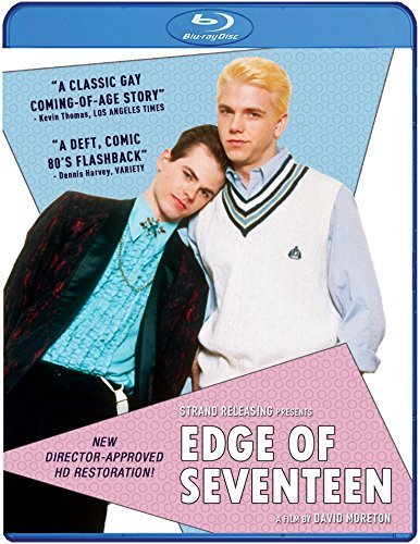 Edge Of Seventeen Stafford Holmes Blu Ray Nr