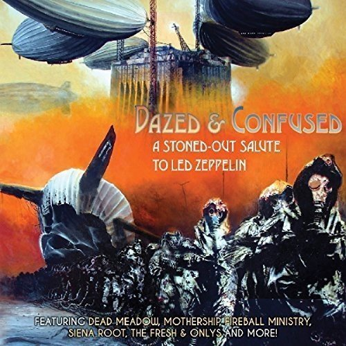 Various Artist Dazed & Confused A Stoned Ou