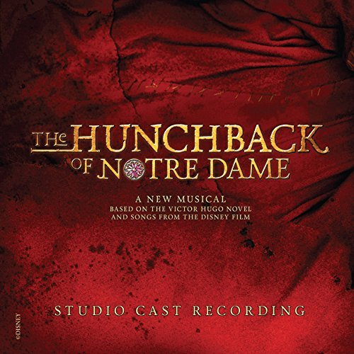 Hunchback Of Notre Dame Studio Cast Recording