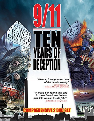 9 11 Ten Years Of Deception 9 11 Ten Years Of Deception DVD Nr