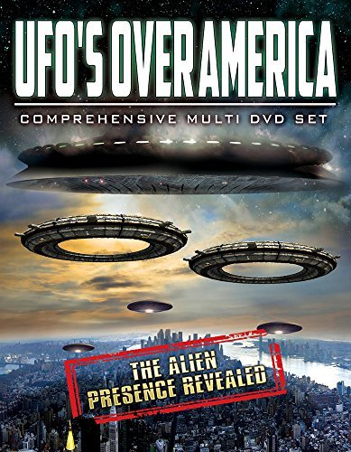 Ufos Over America The Alien Presence Revealed Ufos Over America The Alien Presence Revealed DVD