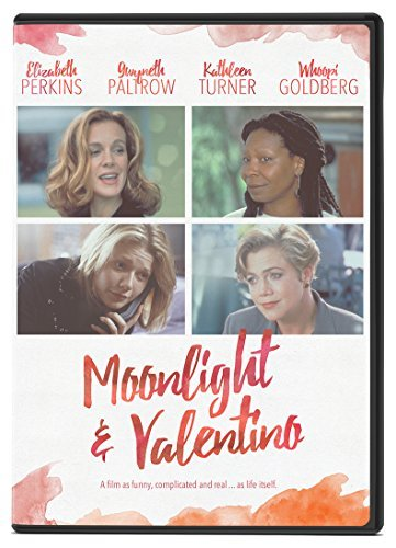 Moonlight & Valentino Perkins Goldberg Paltrow Turner DVD R