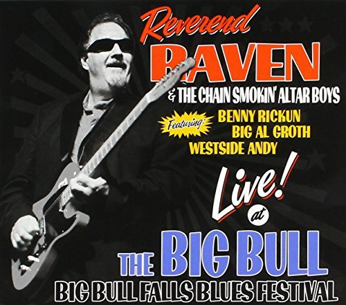 Reverend Raven Live At The Big Bull