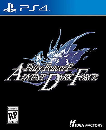 Ps4 Fairy Fencer F Advent Dark Force