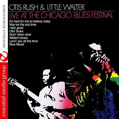 Otis & Little Walter Rush Live At Chicago Blues Festival Made On Demand