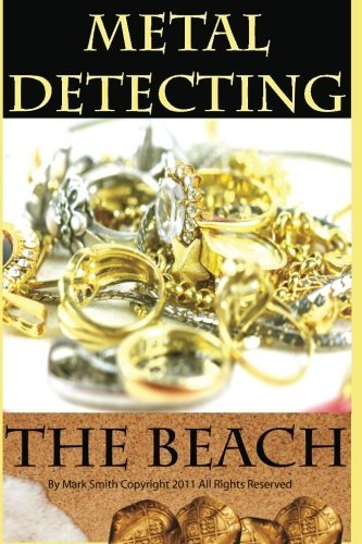 Mark D. Smith Metal Detecting The Beach