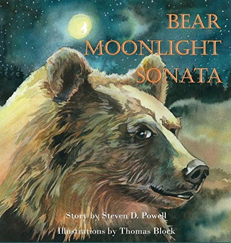 Steven D. Powell Bear Moonlight Sonata
