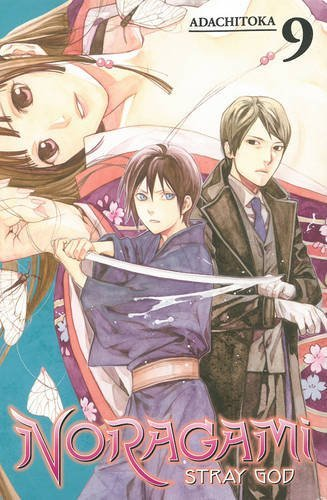 Adachitoka Noragami Stray God 9