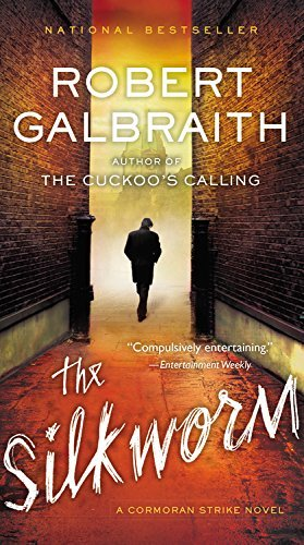 Robert Galbraith The Silkworm