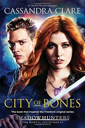 Cassandra Clare City Of Bones Tv Tie In Media Tie In