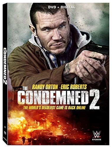 Condemned 2 Orton Roberts DVD Dc R