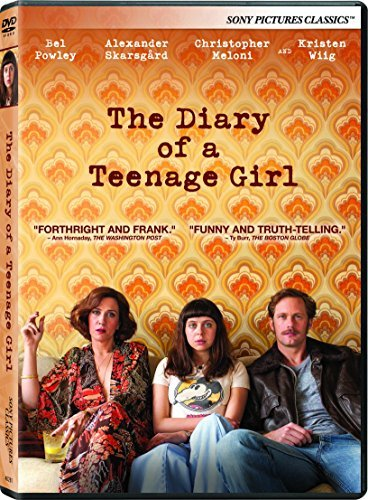 Diary Of A Teenage Girl Powley Skarsgard Wiig DVD R