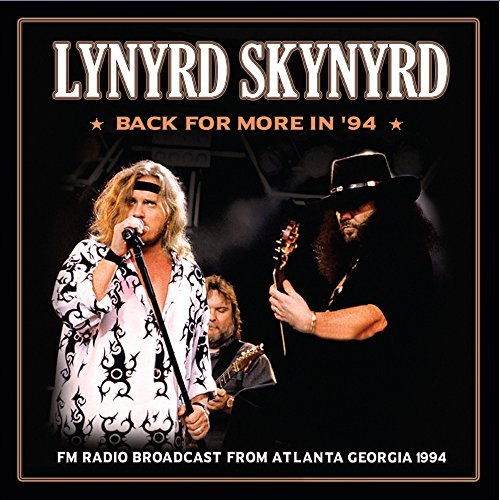 Lynyrd Skynyrd Back For More In '94