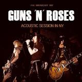Guns N Roses Acoustic Session Radio Broadcast 1987