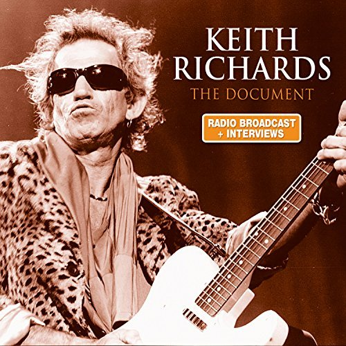 Keith Richards The Document Radio Broadcast & Interviews