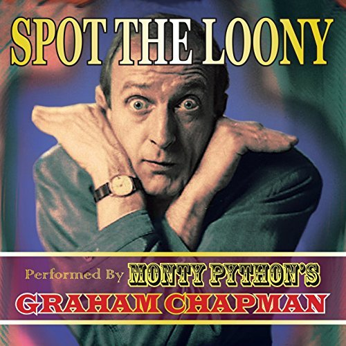 Graham Chapman Spot The Loony