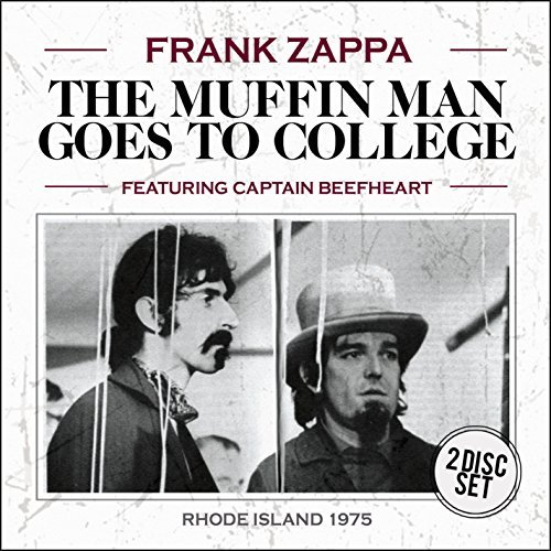 Frank Zappa The Muffin Man Goes To College