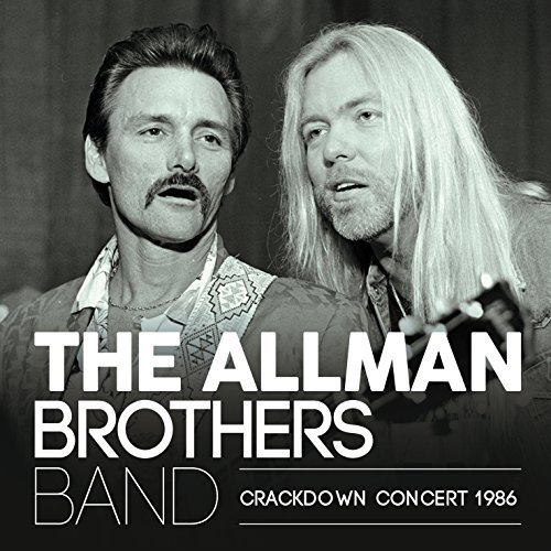 Allman Brothers Crackdown Concert 1986