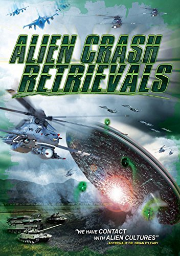Alien Crash Retrievals Alien Crash Retrievals DVD Nr
