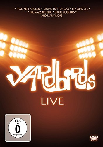 Yardbirds Live