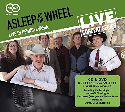 Asleep At The Wheel Live In Pennsylvania Incl. DVD