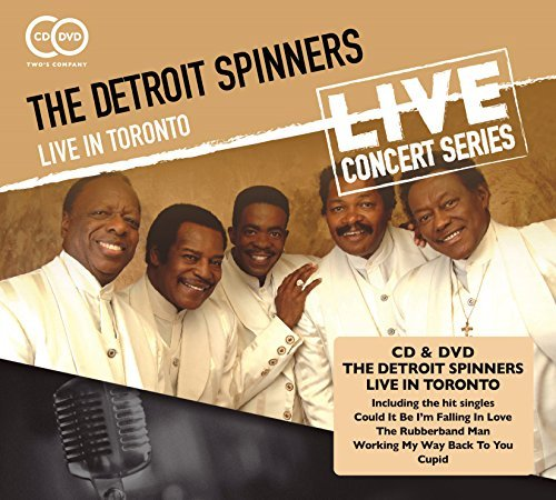 Detroit Spinners Live In Toronto Incl. DVD