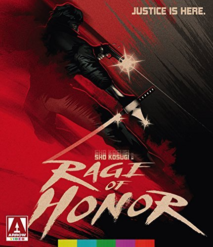 Rage Of Honor Kosugi Van Bergen Blu Ray R