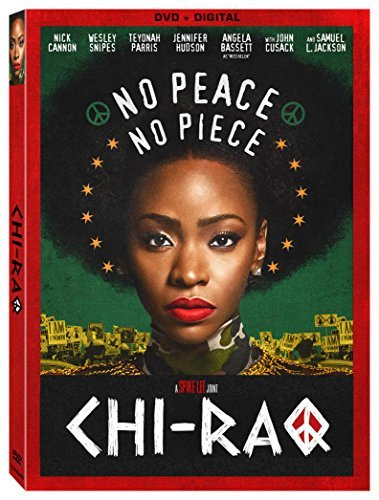 Chi Raq Cannon Parris Snipes DVD Dc R