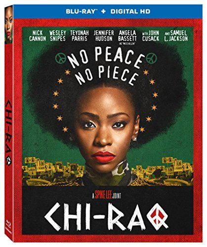 Chi Raq Cannon Parris Snipes Blu Ray Dc R