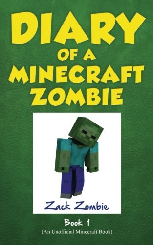 Zack Zombie Diary Of A Minecraft Zombie Book 1 A Scare Of A Dare