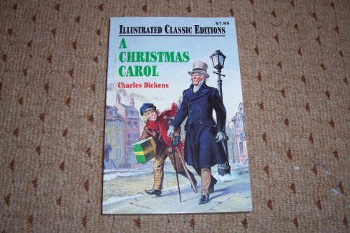 Brendan Lynch Charles Dickens Malvina G.Vogel A Christmas Carol Illustrated Classic Edition