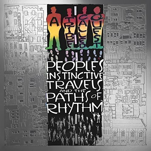 Tribe Called Quest People's Instinctive Travels And The Paths Of Rhythm (25th Anniversary Edition) 2 Lp 180g Vinyl