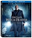 Last Witch Hunter Diesel Wood Leslie Blu Ray Dc Pg13