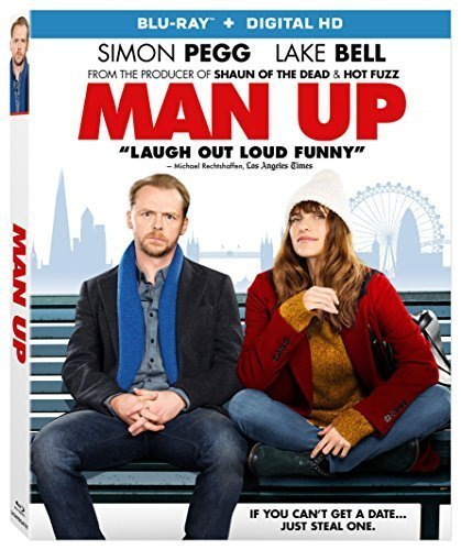 Man Up Pegg Bell Blu Ray Dc R