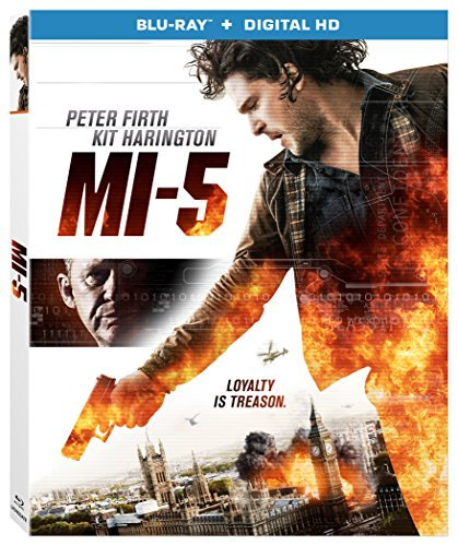 Mi 5 Firth Harington Blu Ray Dc R