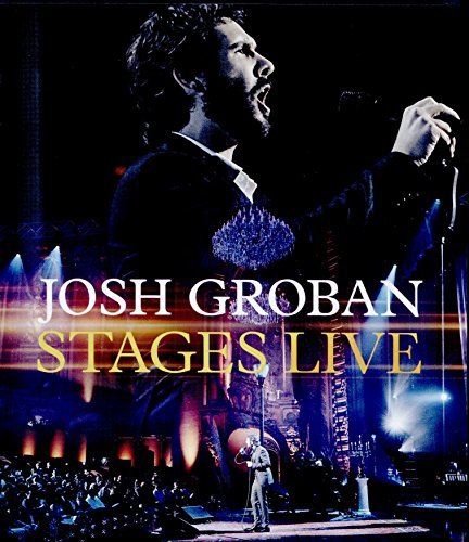 Josh Groban Stages Live CD W Blu Ray