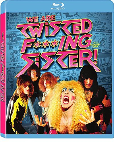 Twisted Sister We Are Twisted Fucking Sister Blu Ray Nr