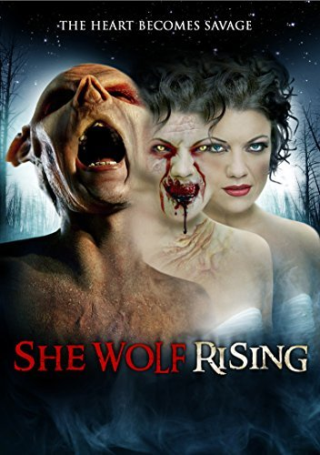 She Wolf Rising She Wolf Rising DVD Nr