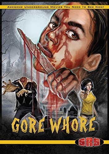 Gore Whore Gore Whore DVD Nr