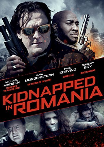 Kidnapped In Romania Kidnapped In Romania DVD Nr