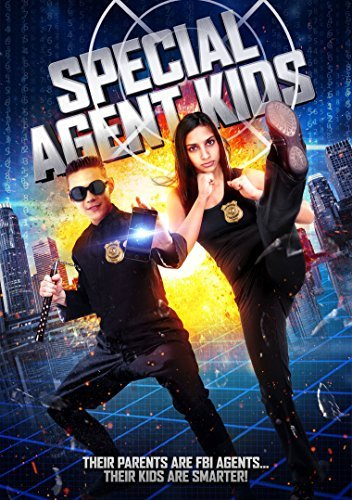 Special Agent Kids Special Agent Kids DVD Nr