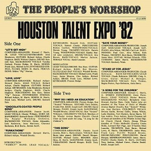 People's Workshop Houston Talent Expo '82