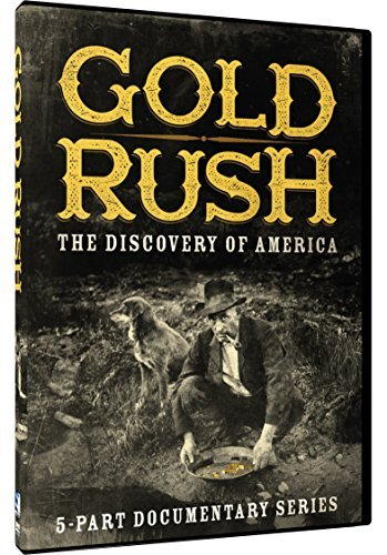 Gold Rush The Discovery Of America Gold Rush The Discovery Of America DVD Nr