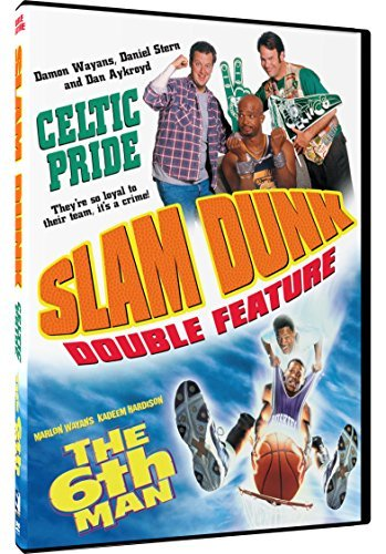 Celtic Pride 6th Man Slam Dunk Double Header DVD