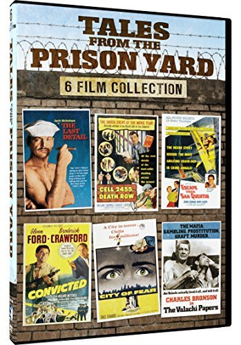 Tales From The Prison Yard 6 Film Collection DVD R