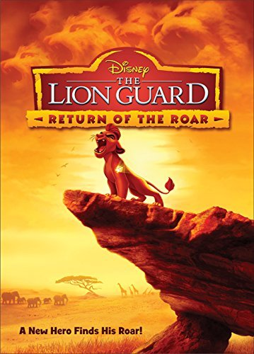 Lion Guard Return Of The Roar Disney DVD Nr