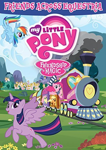My Little Pony Friendship Is Magic Friends Across Equestria DVD
