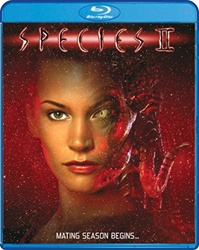 Species 2 Henstridge Lazard Madsen Blu Ray R