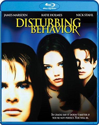 Disturbing Behavior Marsden Holmes Stahl Railsback Blu Ray R