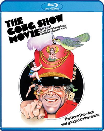 Gong Show Movie Barris Altman Blu Ray R